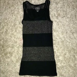 Old Navy XS tank top.